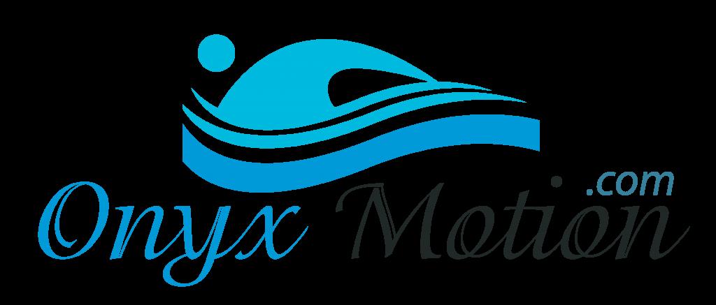 onyx motion paddle boarding logo